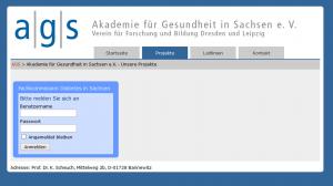 Akademie für Gesundheit in Sachsen