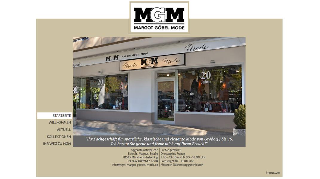 MGM Margot Göbel Mode