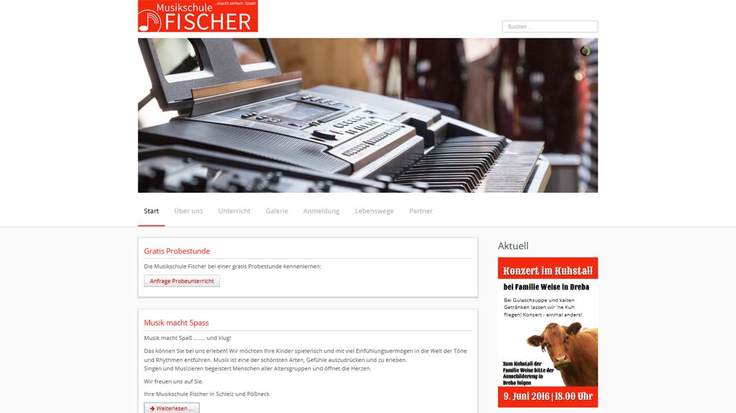 Musikschule Fischer