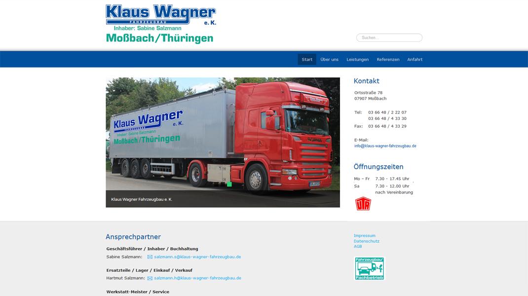 Klaus Wagner Fahrzeugbau
