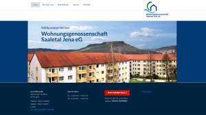 Wohnungsgenossenschaft Saaletal Jena eG